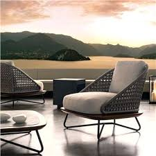 modern outdoor table and chairs minotti outdoor furniture armchair style armchair modern outdoor