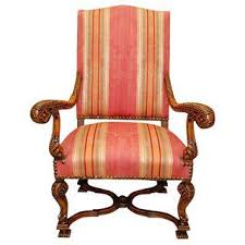 French Style Armchair Vintage U0026 Used French Provincial Bergere Chairs Chairish