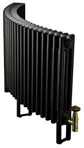 Kitchen Radiator Ideas Clasico 2 White Columns Radiator Attached To The Wall Let S