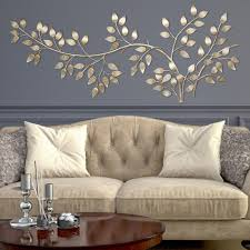 Home Decor Images Home Decor Flowing Leaves Metal Wall Decor