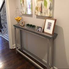 Entry Tables For Sale Best 25 Narrow Table Ideas On Pinterest Narrow Entry Table