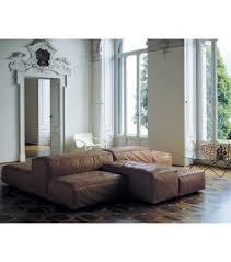 canape cuir modulable idée de canapé cuir modulable dans grand salon de maison