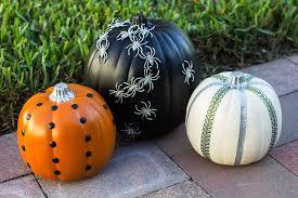 No Carve Pumpkin Decorating Ideas Sarah Hearts