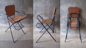 chaise haute bébé pliante dita vintage chaise haute pliante vintage