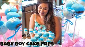 mustache u0026 baby boy cake pops baby shower treats savvysweets