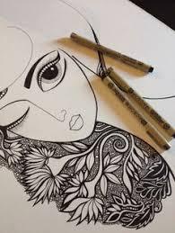 drawing with a sakura micron pen artists who love sakura