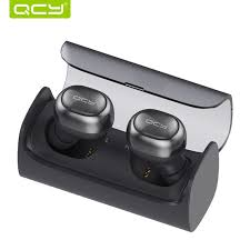aliexpress qcy qcy q29 tws business bluetooth earphones wireless 3d stereo