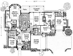 french country style house plans plan 8 453