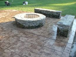 Best Sealer For Stamped Concrete Patio by Best 25 Stamped Concrete Patios Ideas On Pinterest Endearing