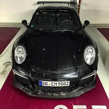 slammed porsche gt3 porsche 911 gt3 rs 991 spied the truth about cars