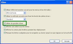 agrandir icones bureau agrandir les icônes et le texte sur mon ordinateur astuces tic
