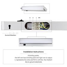 led under cabinet lighting warm white 110v 4w angle adjustable led under cabinet lighting torchstar
