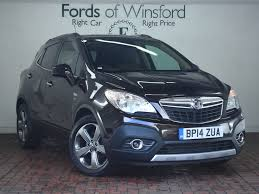 vauxhall mokka interior used vauxhall mokka se brown cars for sale motors co uk