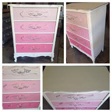 Shabby Chic Nursery Furniture by Ombre Collection French Provincial Shabby Chic Nursery