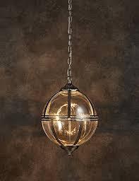 Orb Ceiling Light Orb Pendant M S