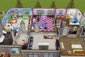 Sims Freeplay House Floor Plans House 3 2nd Building 2nd Floor Plan Sims Freeplay House
