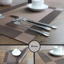 dining room table mats dining room table mats 6pcs christmas