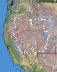 Rocky Mountain States Map Maps Geographic Information System Gis At The Boise Aquatic