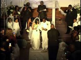 jumping the broom wedding darran venus jumping the broom
