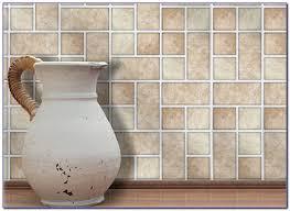 Self Adhesive Wall Tiles Backsplash Tiles Backsplash Behind - Self stick backsplash tiles