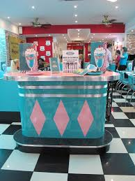 Best  Retro Cafe Ideas On Pinterest S Diner S Diner - Fifties home decor