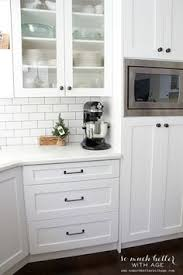 Cabinet Handles For Kitchen with 10 Wonderful White Kitchens White Cabinets Sinks And Subway
