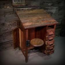 vintage wood drafting table vintage industrial drafting table with cast iron base industrial