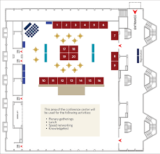 Exhibit Floor Plan Floor Plan Gala