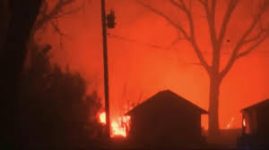 Wildfire Documentary by Deadly Wildfires More Than A Million Acres Burning Across Four