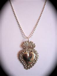 sacred heart jewelry sandi pointe library of collections