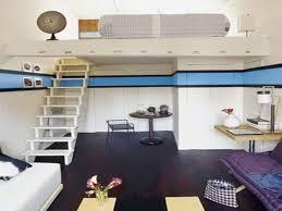 decoration modern studio design principle with the dark floor