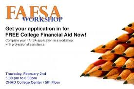 fafsa night chad charter high for architecture design