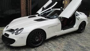 mercedes slr mclaren for sale slr mclaren edition chassis 003 is for sale autoevolution