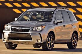 subaru truck 2018 2016 subaru forester pricing for sale edmunds