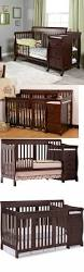 Espresso Convertible Crib by The 25 Best 4 In 1 Crib Ideas On Pinterest Convertible Baby
