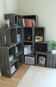 Bookshelves Corner by Best 25 Corner Tv Shelves Ideas On Pinterest Corner Tv Small
