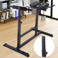 Adjustable Hyperextension Bench Roman Chair Gym Workout U0026 Yoga Ebay