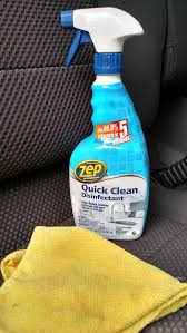 How To Shampoo Car Interior At Home 25 Things You Should Be Disinfecting But Probasbly Aren U0027t