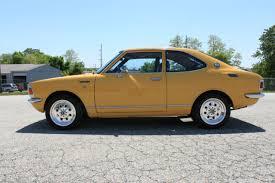 original toyota corolla toyota corolla coupe 1971 yellow for sale te27023483