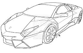 lamborghini car drawing image for cool cars to draw lamborghini
