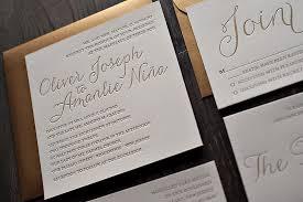 wedding invitations affordable affordable letterpress wedding invitations plumegiant