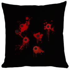 weird halloween costumes have we reached peak zombie huffpost bullet hole pillow cases