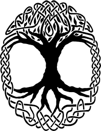 celtic tree of by nfranklin on deviantart