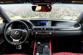 lexus gs model year changes 2017 lexus gs f our review cars com