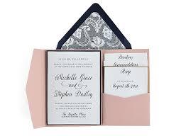 Wedding Invitation Pocket Envelopes Lace Free Wedding Invitation 5x7 Template Suite