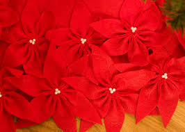 felt flower tree skirt and sugar bee crafts