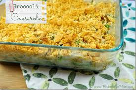 broccoli casserole the seasoned