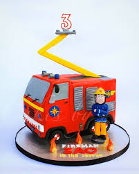 25 fireman sam cake ideas fireman sam