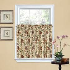 36 Kitchen Curtains by Waverly 36 Inch Kitchen Curtains For Window Jcpenney