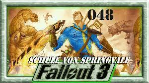 Fallout 3 Interactive Map Let U0027s Play Fallout 3 Walkthrough 048 Schule Von Springvale